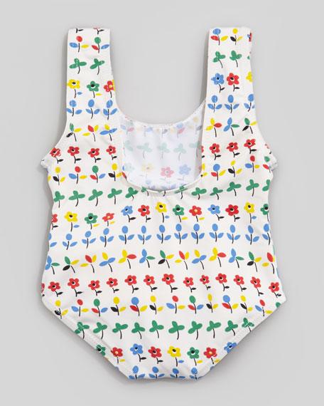 Jasmine Floral One-Piece Swimsuit