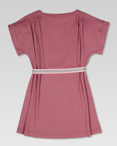 Summer Lightweight Dress, Pink
