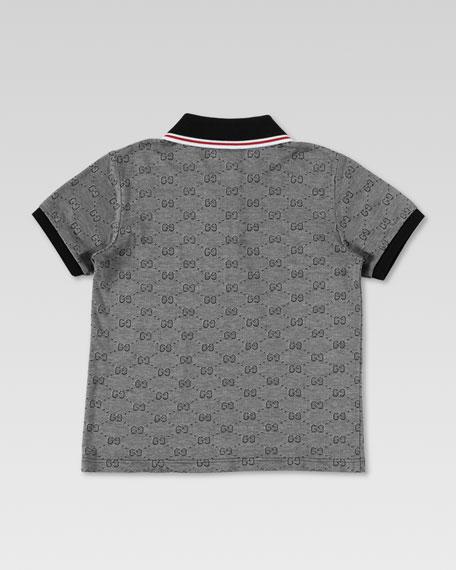 GG Polo Shirt, Navy
