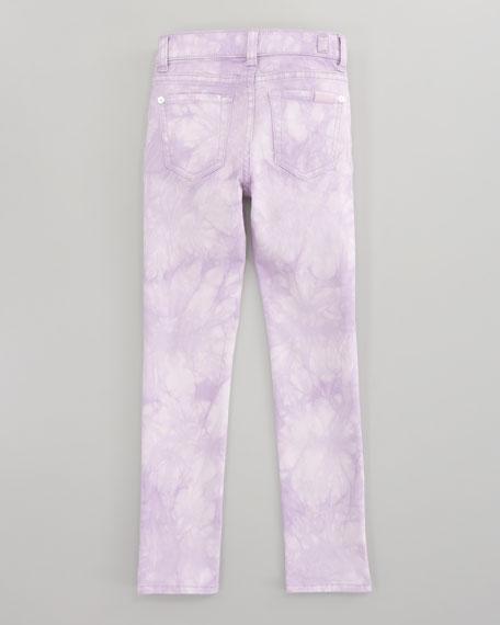The Skinny Lavendula Jeans, Sizes 4-6X