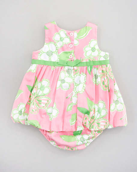 Pretty Pink Tootie Britta Dress