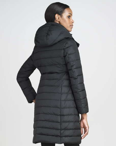 Mid-Length Puffer Coat