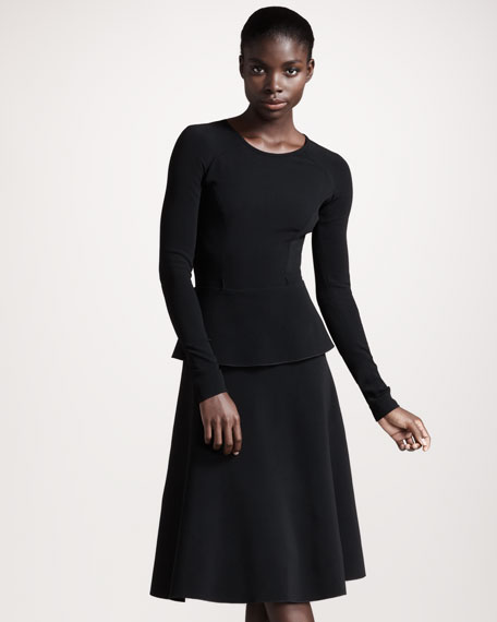 Barnicles Stretch-Crepe Dress