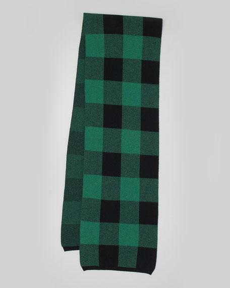 Lumberjack Wool Scarf