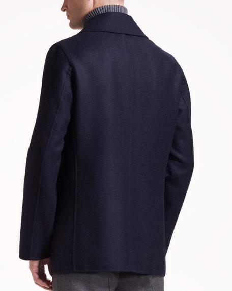 Venezuela Pea Coat