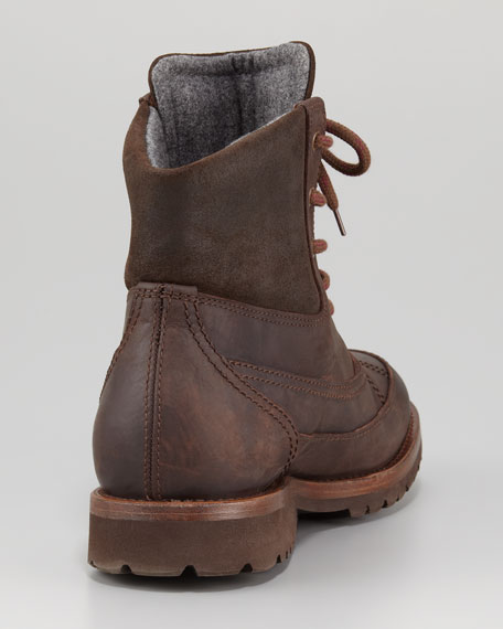 Cashmere-Lined Winter Boot