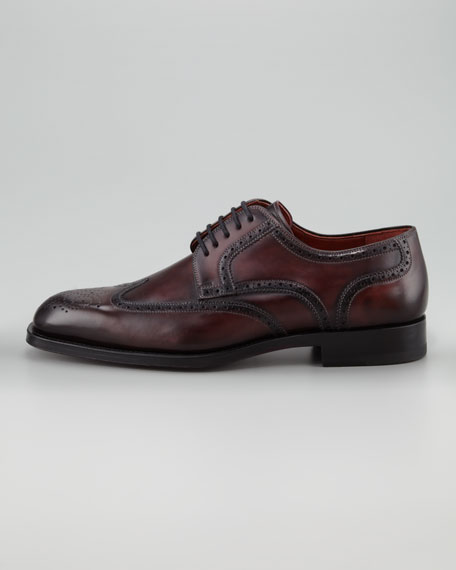 BG 111th Anniversary Cordovan Brogue