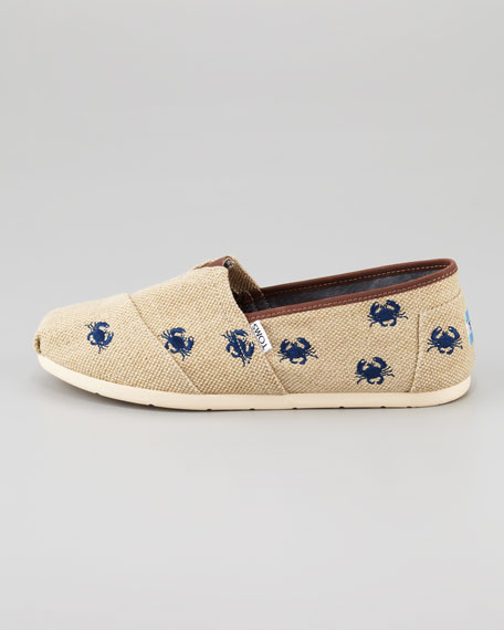 Crabs Slip-On