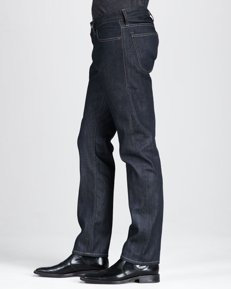 Ruler Indigo Rigid Jeans