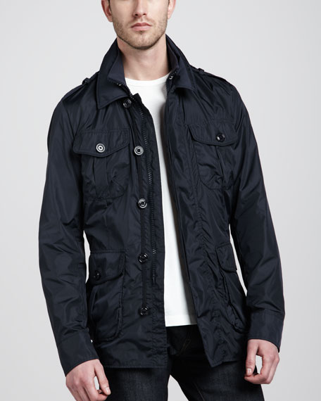 Kenya Field Jacket, Navy