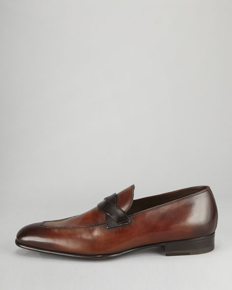 Adney Twist-Strap Loafer