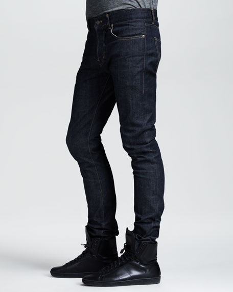 Skinny Selvedge Jeans