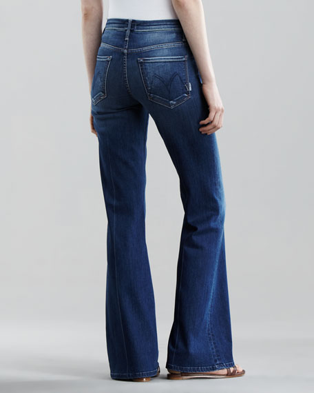 The Mellow Drama Flare Jeans