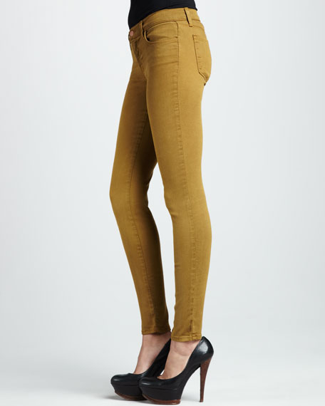 620 Moss Mid-Rise Super Skinny Jeans