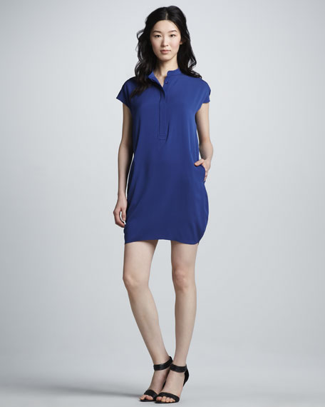 Half-Placket Dress