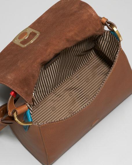 Anna Colorblock Shoulder Bag