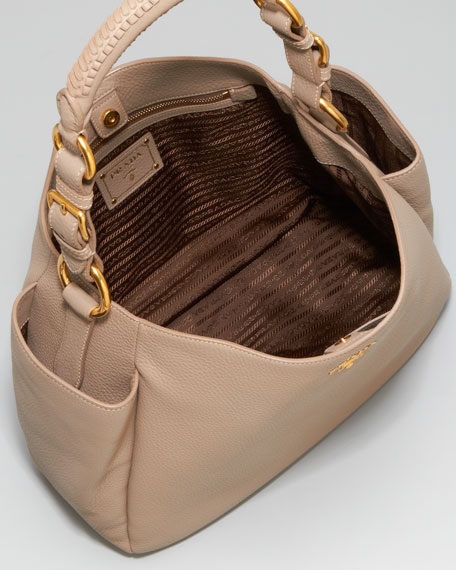 Daino Side-Pocket Hobo