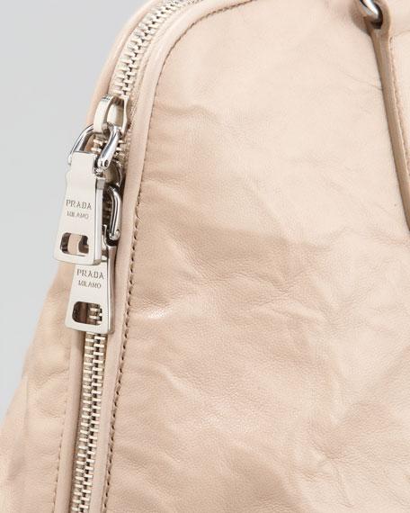 Napa Antique Satchel Bag