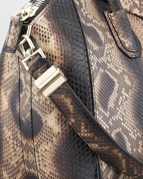 Antigona Python Handbag