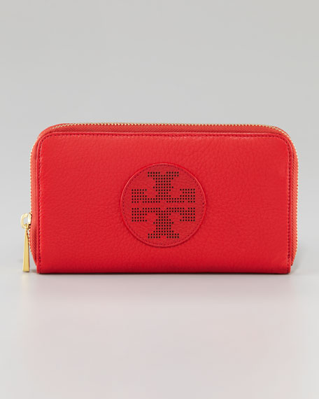 Kipp Zip Continental Wallet