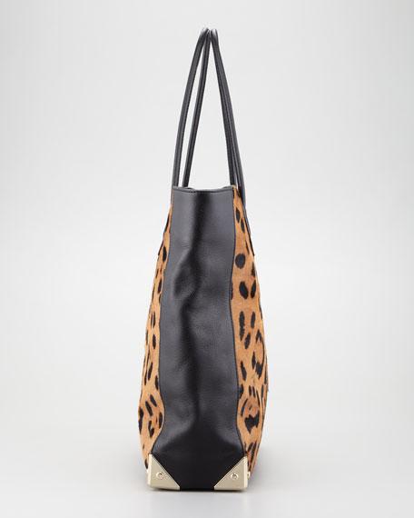 Prisma Calf Hair Tote Bag