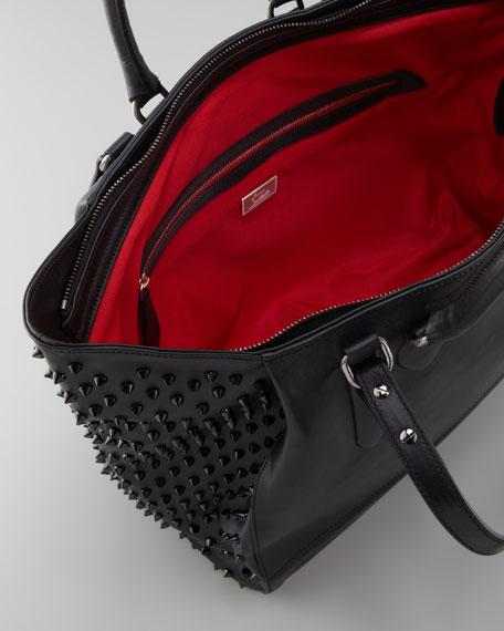 Justine Spike Tote Bag