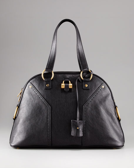 f762d69f0c Yves Saint Laurent Muse Dome Tote Bag