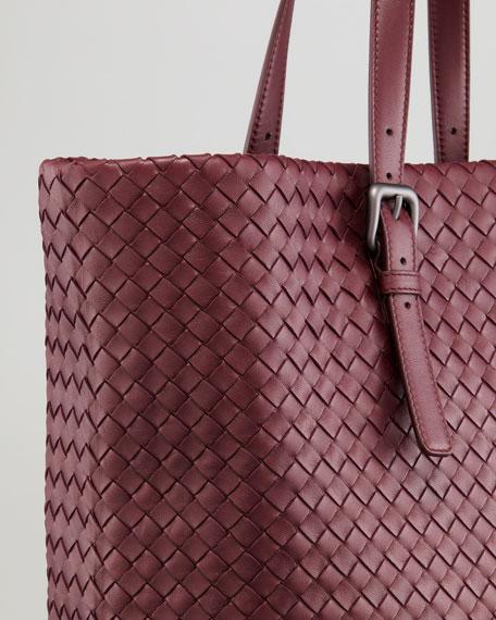 Intrecciato Shopping Tote Bag