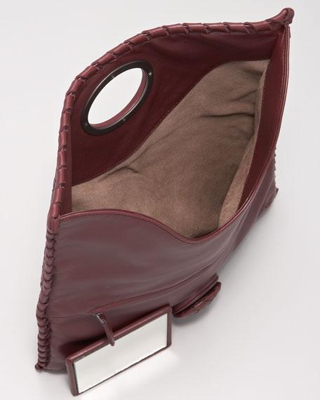 Intrecciato Veneta Clutch Bag