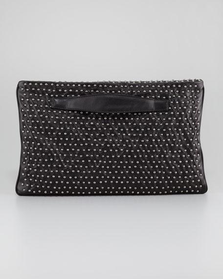 Soft Calfskin Clutch Bag