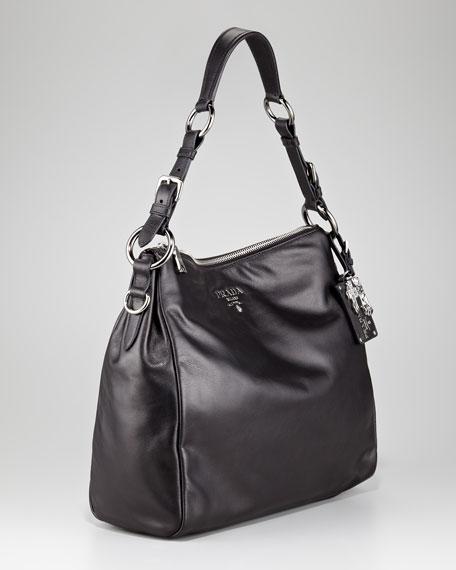 Soft Calfskin Hobo Bag
