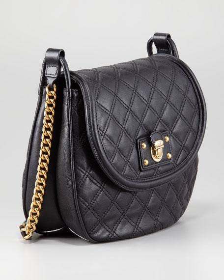 Cooper Crossbody Bag, Black