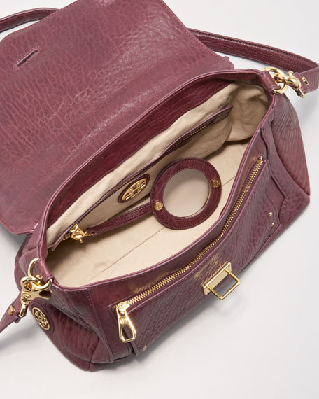 Medium Flap Satchel Bag