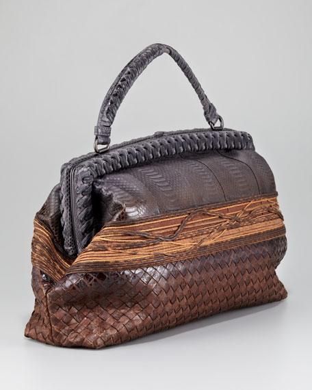 Snakeskin Canyon Bag