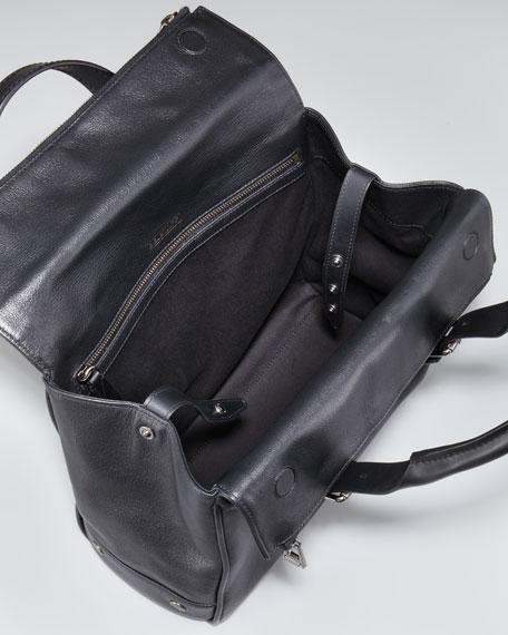 Dolton Goatskin Satchel Bag