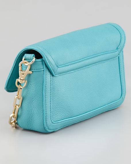 Amanda Mini Crossbody Bag, Turquoise