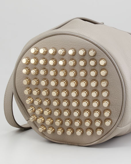 Diego Hobo Bag, Oyster