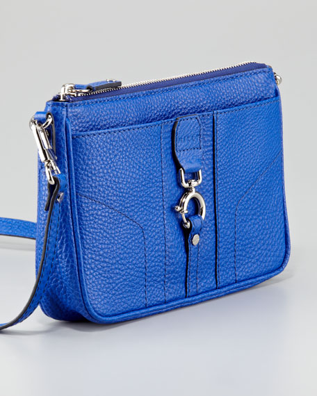 Mini Felicity Crossbody Bag, Cobalt