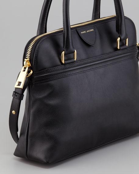 Preston Convertible Handbag, Black