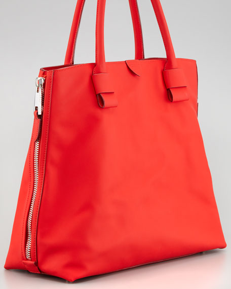 The Sheila Tote Bag, Red