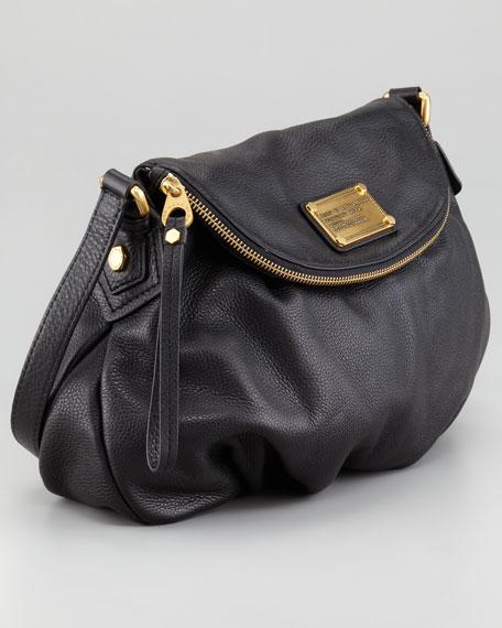 Classic Q Natasha Bag, Black