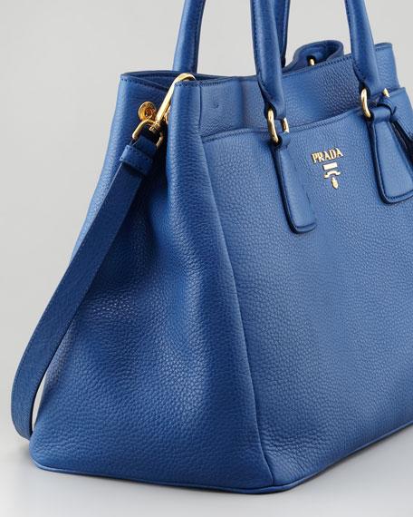 Daino Outside-Pocket Tote Bag