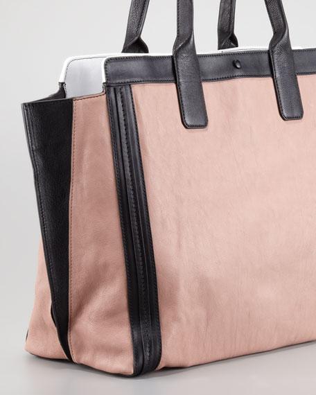 Alison Tote Bag, Tamaris Pink