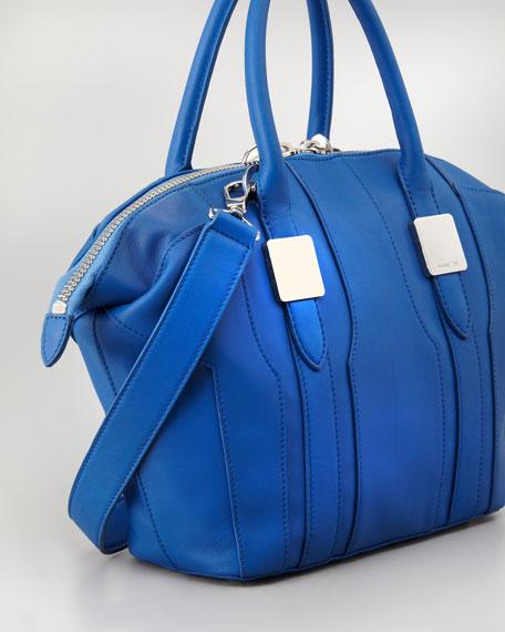 Morrison Small Tote Bag, Sapphire