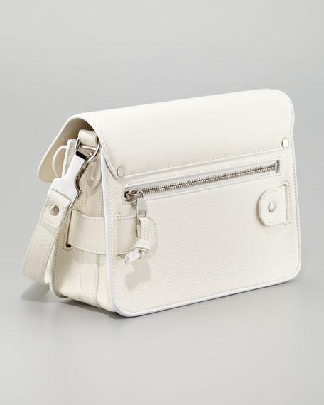 PS11 Mini Crossbody Bag, White