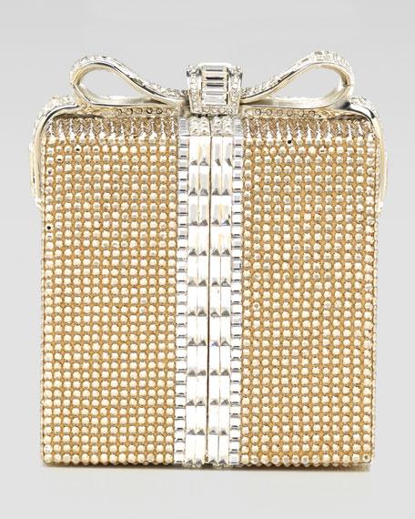 Crystal Cube Gift Clutch Bag