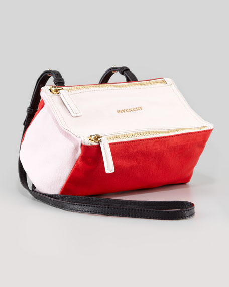 Pandora Colorblock Mini Crossbody Bag, Multi