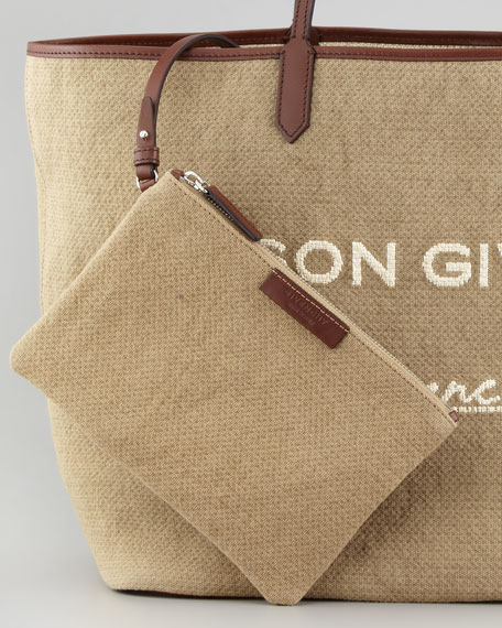 Antigona Maison HDG Large Shopper Tote Bag