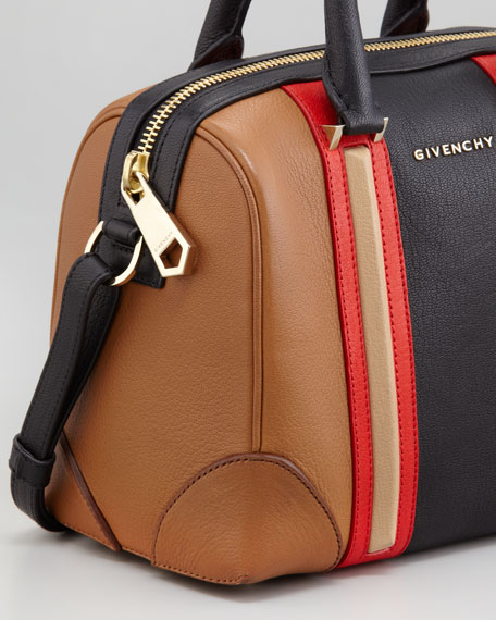 Lucrezia Multicolor Mini Satchel Bag