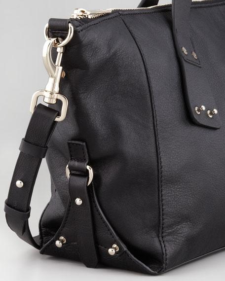 Stratford Satchel Bag, Black